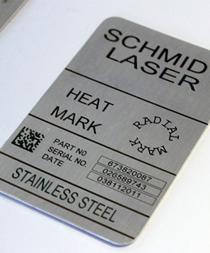 Contoh Hasil Mesin Laser Marking