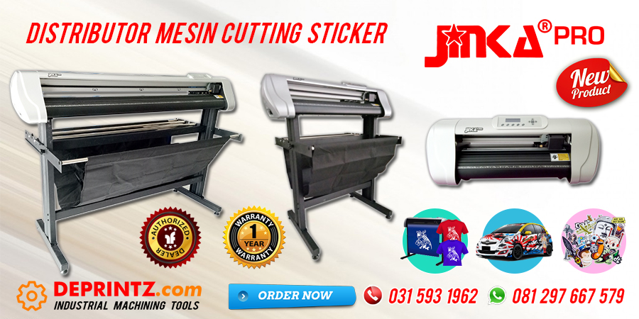 JUAL MESIN CUTTING STICKER JINKA MURAH