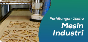 Daftar Harga Mesin Industri