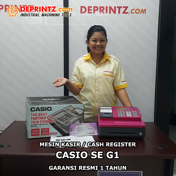 Jual Cash Register Casio