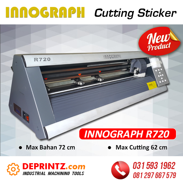Harga Mesin Cutting Sticker INNOGRAPH R720