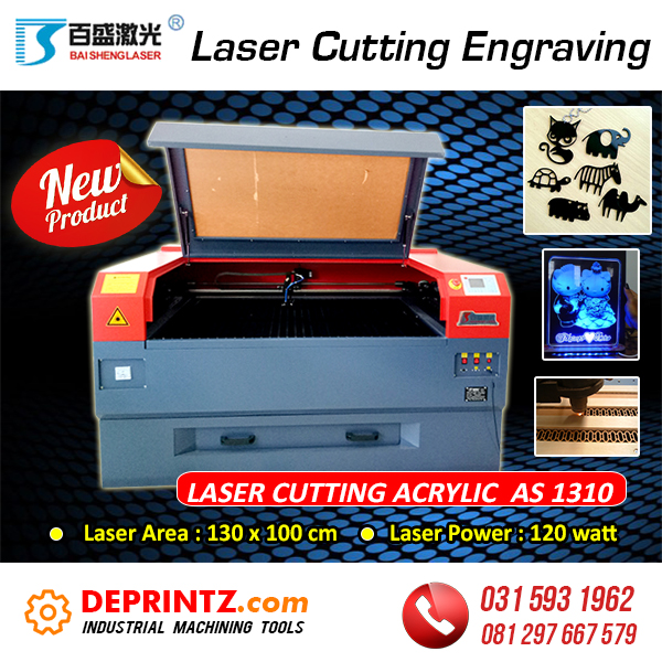 JUAL MESIN LASER CUTTING MURAH