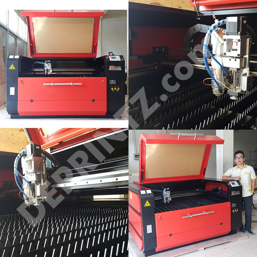 Mesin Laser Cutting Engraving Metal non Metal ES 1310
