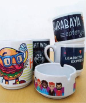 Mug Contoh Hasil Mesin Sublim