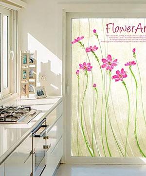 Wallpaper Kaca Contoh Hasil Indoor Outdoor