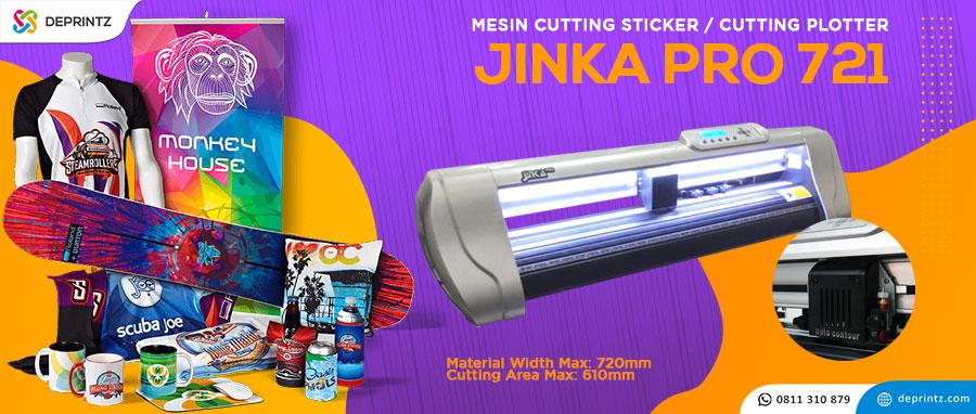 Harga Cutting Sticker Jinka Pro 721