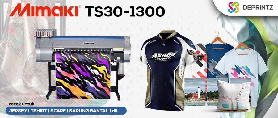 Jual Mesin Printer Sublim MIMAKI TS30-1300