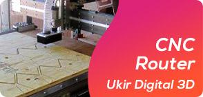 Distributor Mesin CNC Router Ukir Kayu