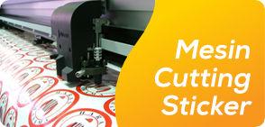 Sablon Digital Cutting Sticker Plotter Flatbed Murah