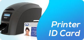 Digital Printing Printer ID Card