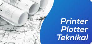 Digital Printing Printer Teknikal Blueprint Cad gambar rancang