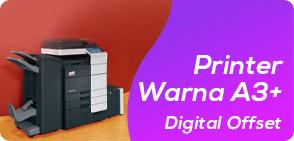 Jual Printer Digital Printing Laser A3