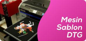 Distributor Mesin Printer Sablon DTG Direct to Garment