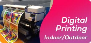 Jual Printer Digital Printing Indoor Outdoor