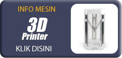 Jual Mesin 3D Printer