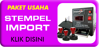 Jual Mesin Stempel Warna Flash Import Murah