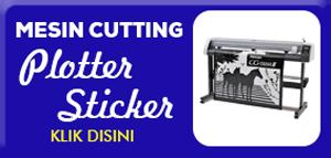Jual Mesin Cutting Sticker Plotter