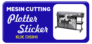 Jual Mesin Cutting Plotter Sticker