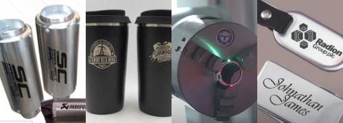 Industri Mesin Laser Marking Fiber Metal Besi
